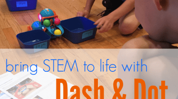 bring STEM to life with Dash and Dot robots | teachmama.com