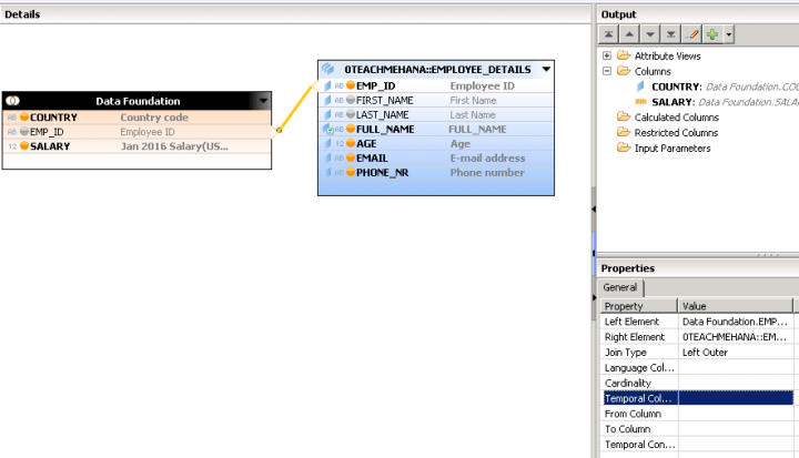 SAP HANA Analytic view SAP HANA Tutorial