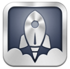 Click on icon to find Launch Center Pro in the App Store