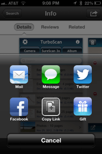 How to gift an app  in the apple app store on your iPhone, iPad (Mini), or iPod Touch