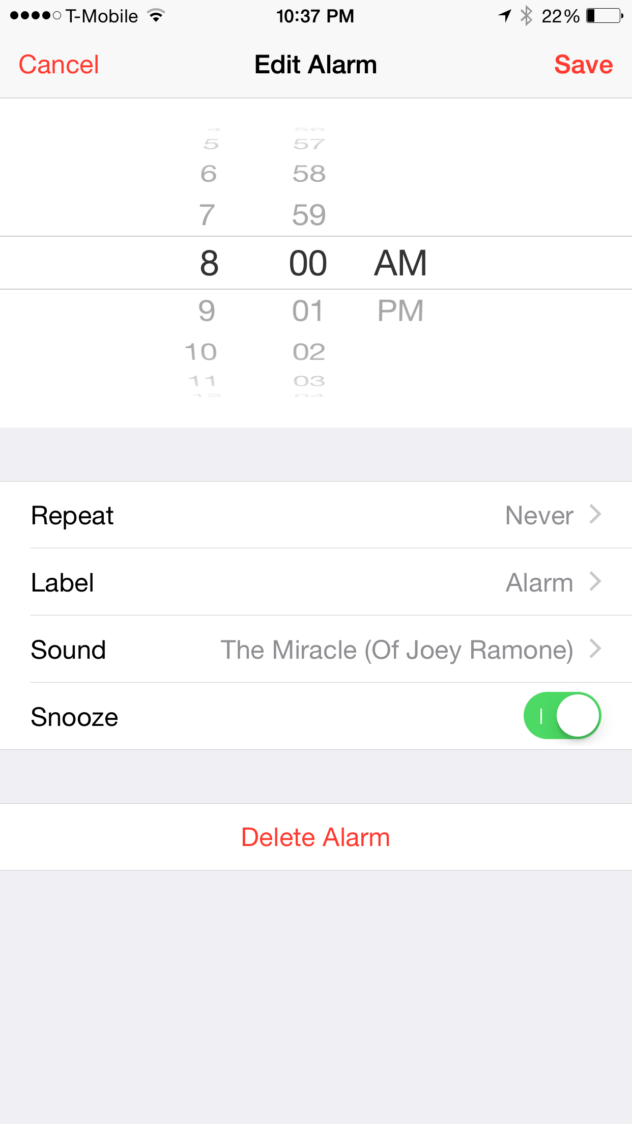 How to set songs as Alarm Clock Sound on iPhone, iPad