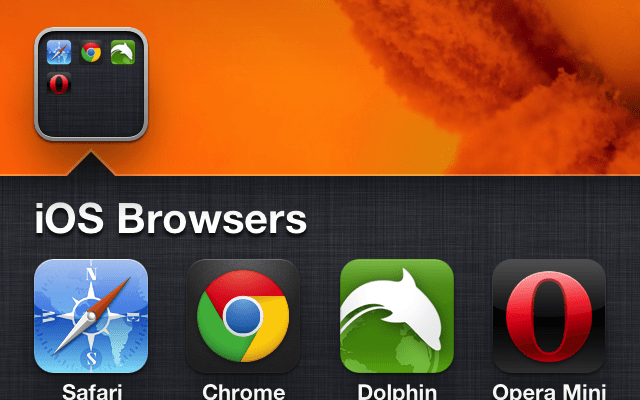 Best web browser alternatives to Safari on iOS