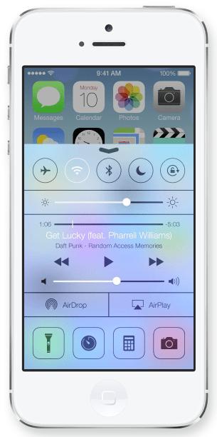 Apple 2013 WWDC Keynote Summary (iOS 7 Features with Photos)