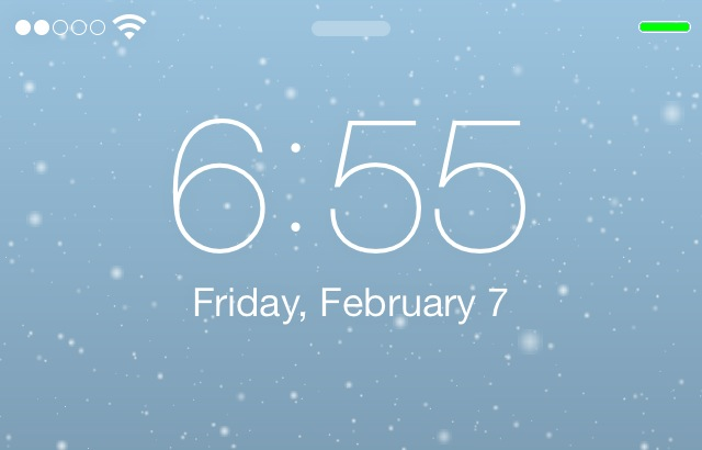 Live weather wallpaper iphone 6