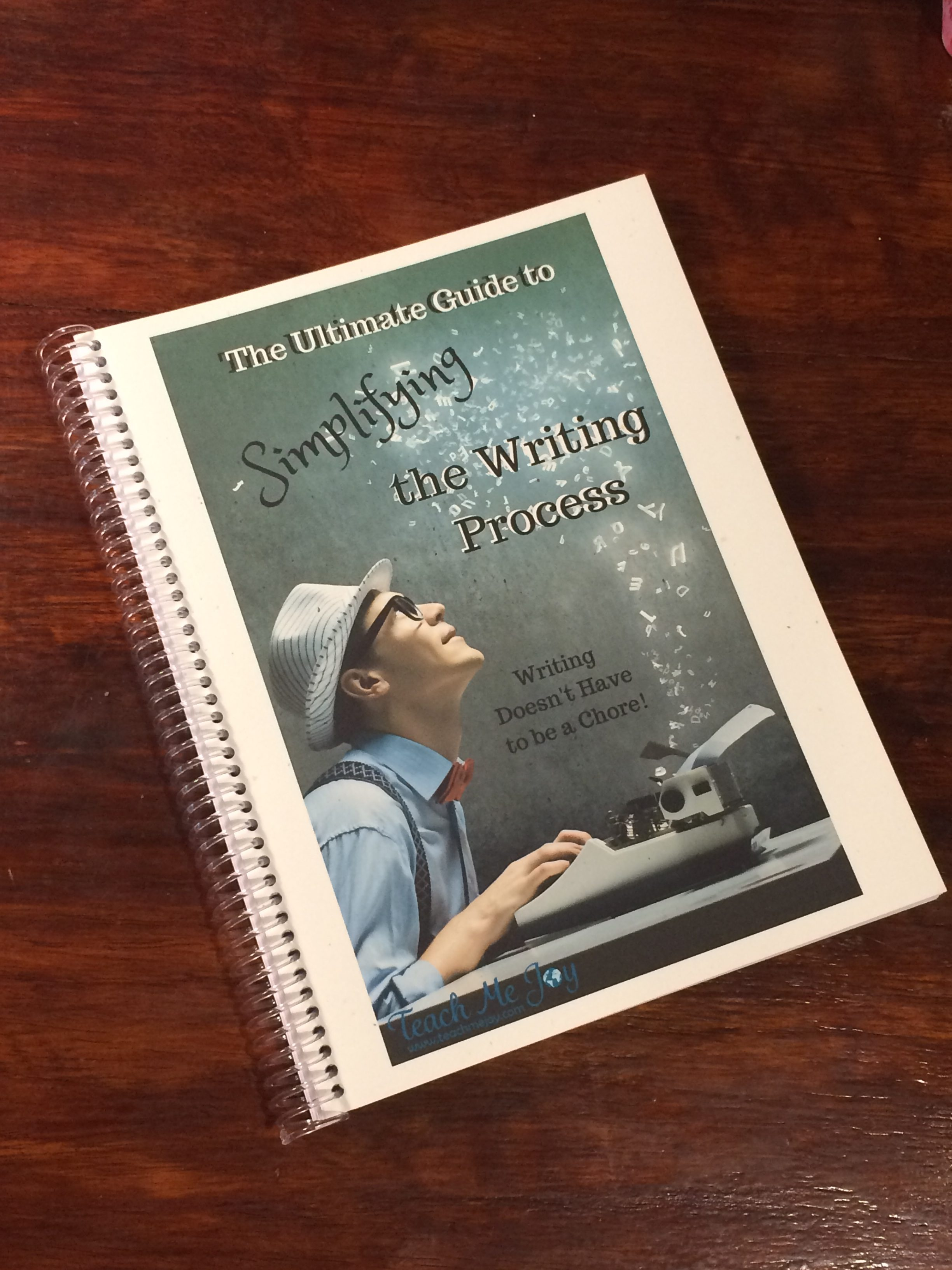 The Ultimate Guide To Writing With Joy