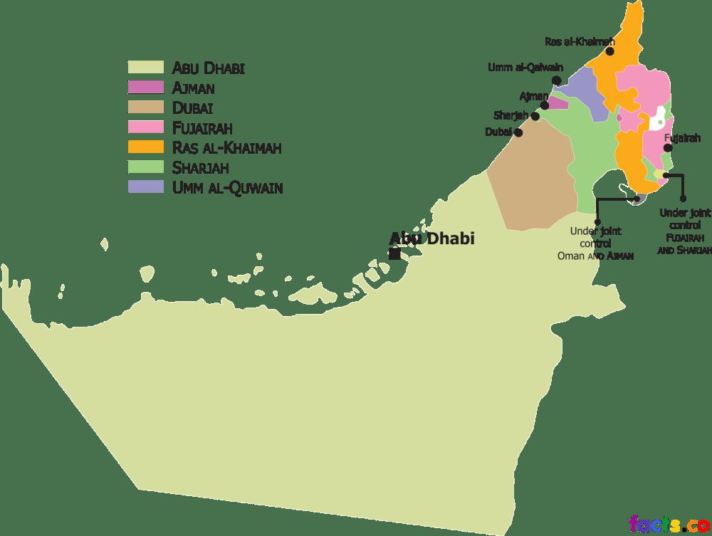 medium resolution of United Arab Emirates - TeachMideast