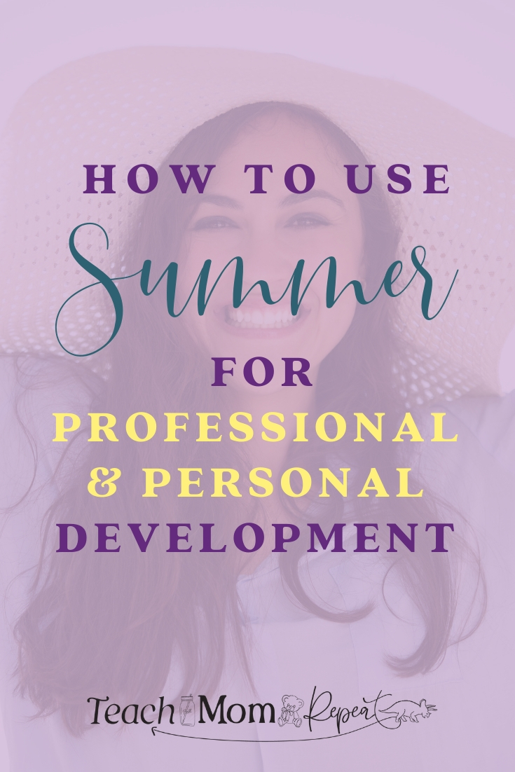 Summers off are not exactly accurate when talking about teachers. Summers are usually the best time to catch up on all the things on our to-do list. Summer is also a great time to learn, read and plan for the next school year. Here are a few ways that can help you make the most of your teacher summer.