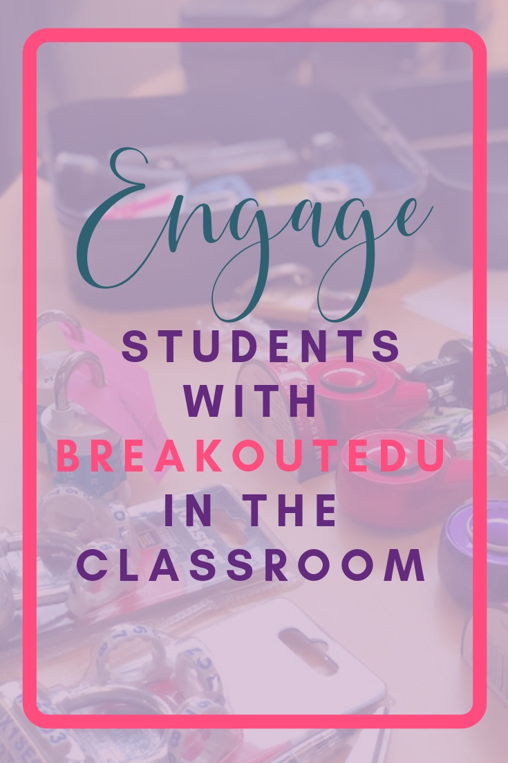 Breakout sessions are all the rage for student engagement. At first they can seem intimidating, but they are super easy to create or use one created for you. Try a Breakout session in class tomorrow with these tips and ideas.