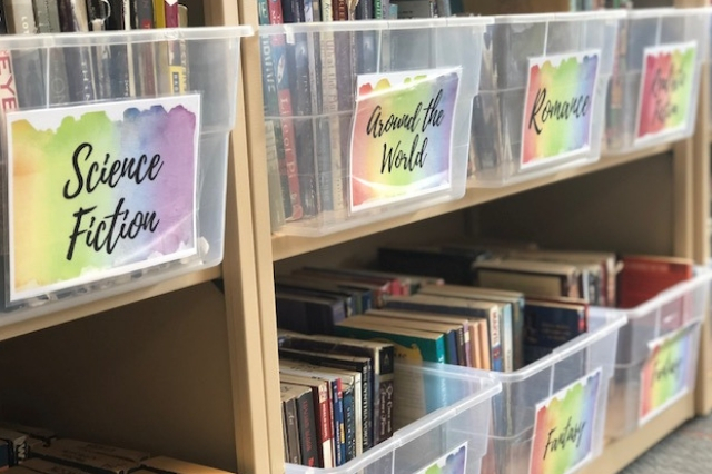Classroom Library Solutions