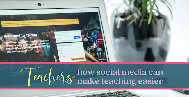 Teachers: Why You Need to Embrace Social Media