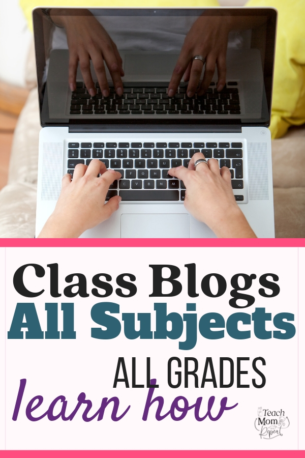 Class blogs are a great way to keep parents informed and students engaged. Help your students master writing in any subject area and grade level through student blogs. Find ideas and resources to help you get started today.