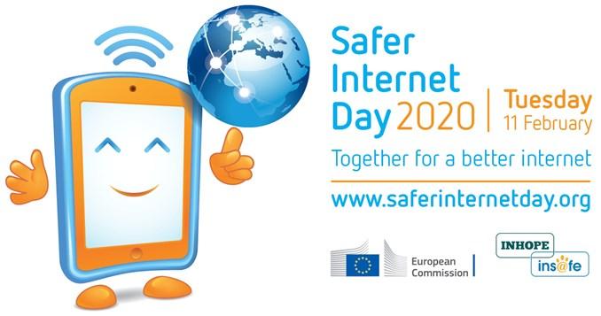 Safer Internet Day 2020 banner
