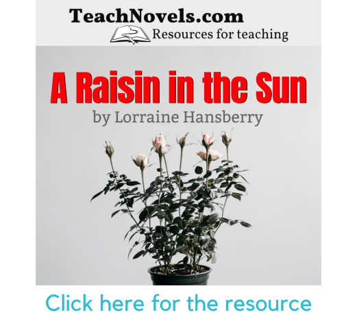 A Raisin in the Sun unit button