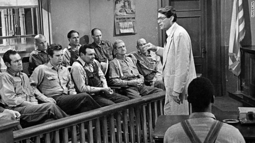 To Kill a Mockingbird pre-reading activity debating the jury system