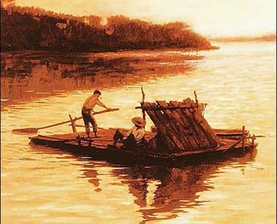 Pros and cons of teaching Huckleberry Finn and unfamiliar contexts