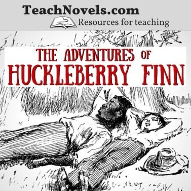 Huck Finn unit 145