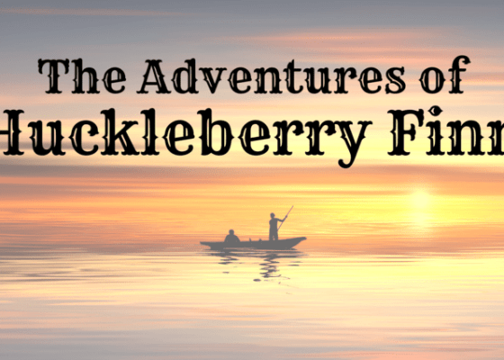 Huckleberry Finn Assessment ideas featured