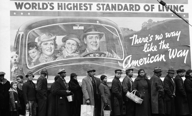 The American dream lessons