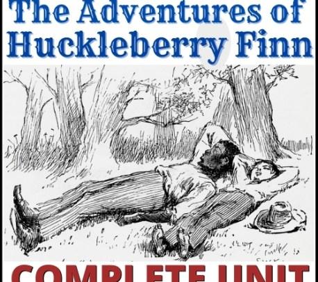Huckleberry Finn unit cover