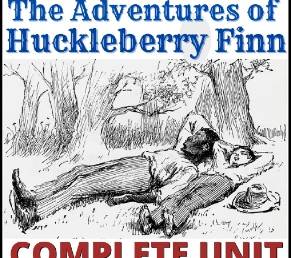 Huckleberry Finn unit cover