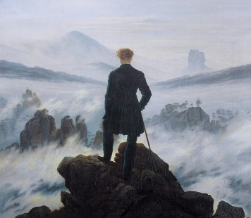 Wanderer Above the Sea and Fog - Edited (1)