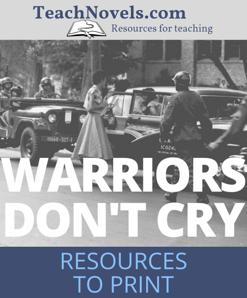 Warriors Don't Cry banner