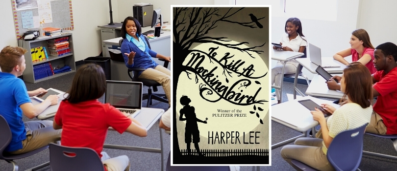 To Kill a Mockingbird Discussion class FEATURED