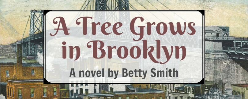 A Tree Grows in Brooklyn test POST COVER