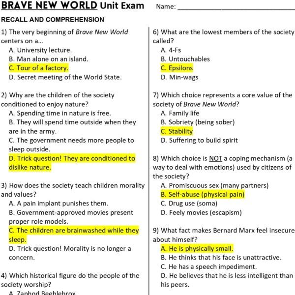 Brave New World Exam Maker THUMB 1a - Edited