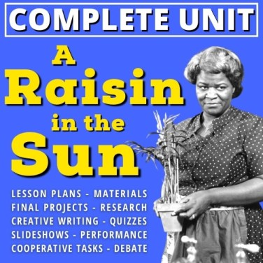 A Raisin in the Sun Unit THUMB 1