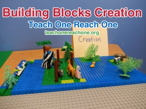 Building Blocks Creation –Teach One Reach One