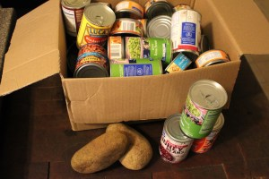 Rock Soup Food Drive – Teach One Reach One