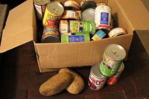 Rock Soup Food Drive – Teach One Reach One