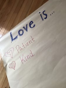 Using Anchor Charts in Bible Classes for Children - Teach One Reach One