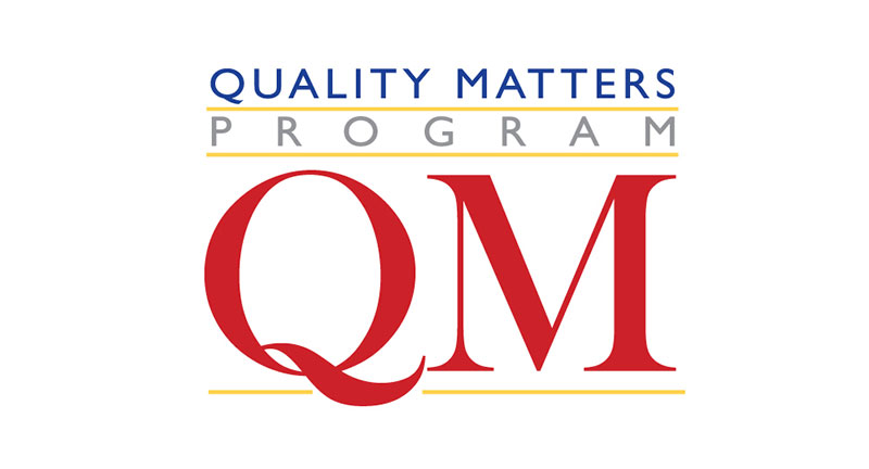 Using the Quality Matters Self Review Tool in Your Course