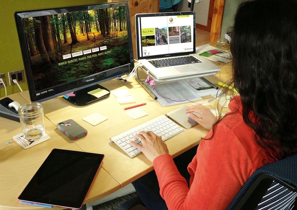 Design for Online Learning Toolkit