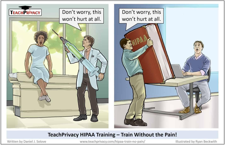 Hipaa Training Cartoons