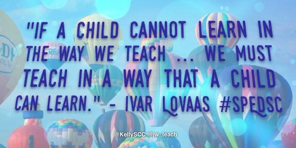 Child Learn In Teach Ivar Lovaas
