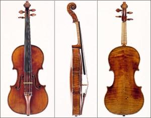 Violin by Antonio Stradivari, Cremona