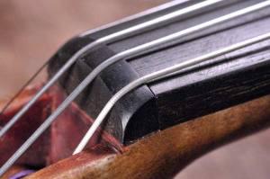 violin nut