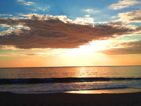 Myalup-beach-ocean-sunset