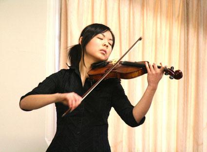 Vibrato - Teach Suzuki Violin