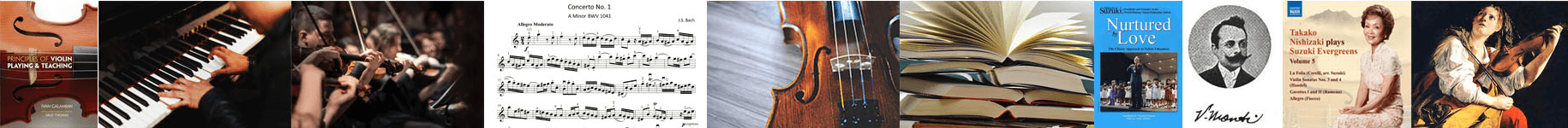 Teach Suzuki Violin Store
