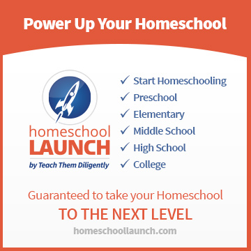 Homeschool Launch 2016
