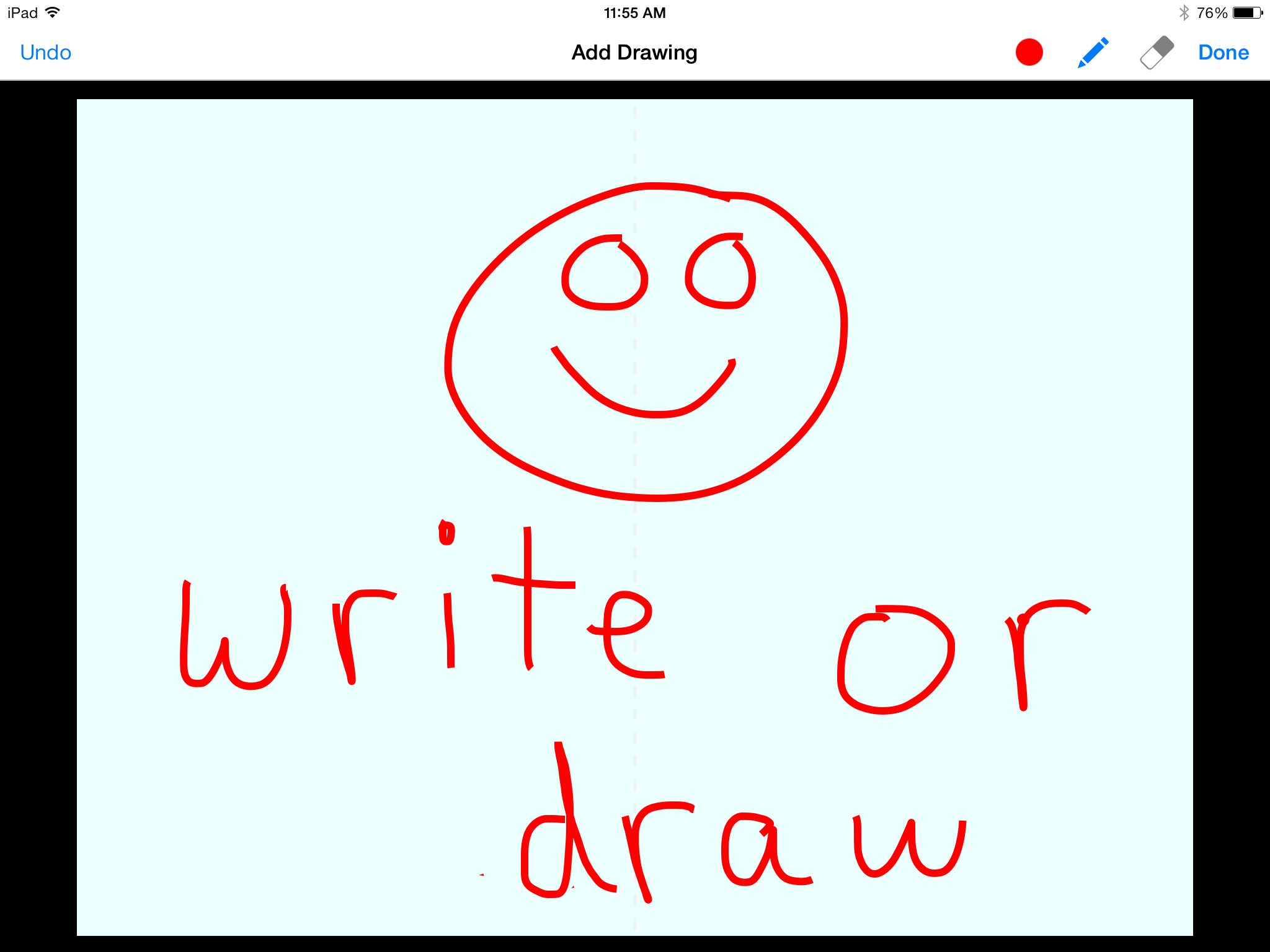 Book Creator Now Write Or Draw Within The App