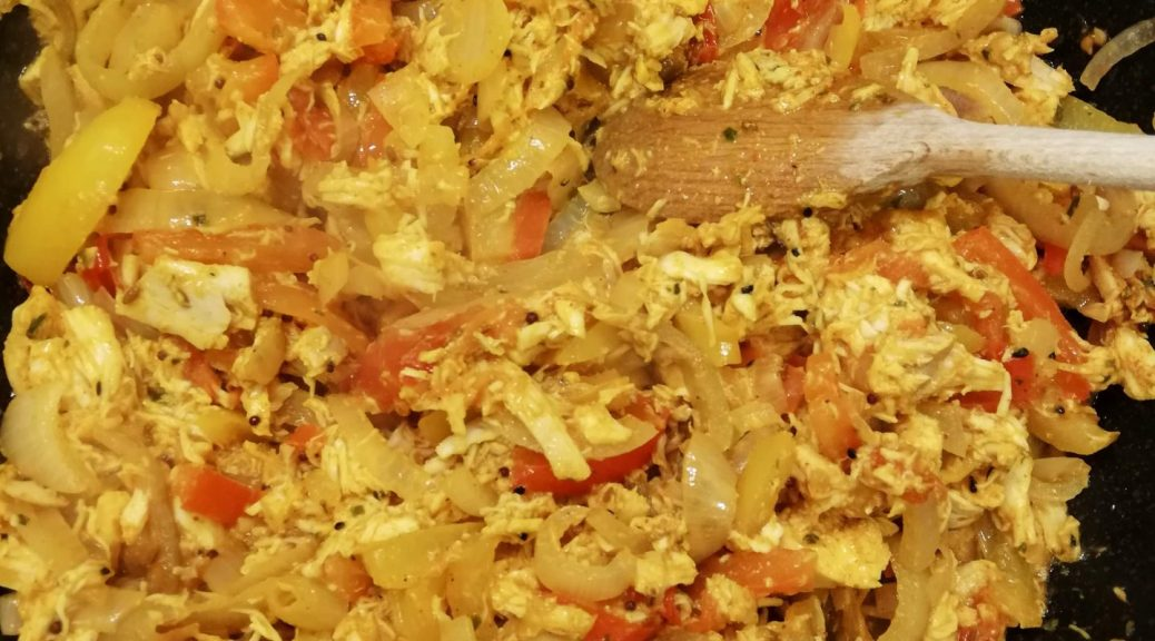 Karahi Chicken Curry