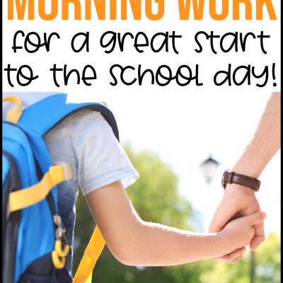 classroom-morning-work