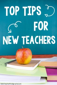 top tips for new teachers