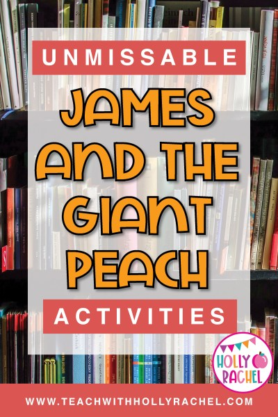 james-and-the-giant-peach-novel-study-ideas