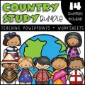 country-study-bundle